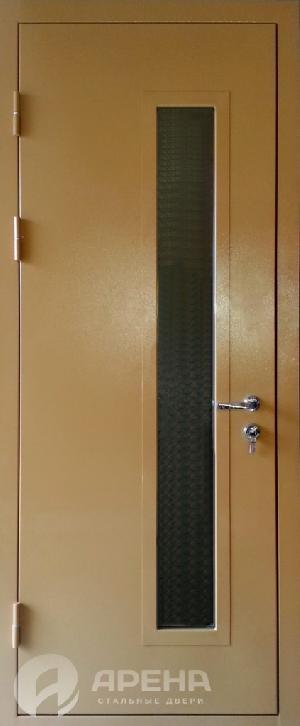 двери входные стеклопакетом