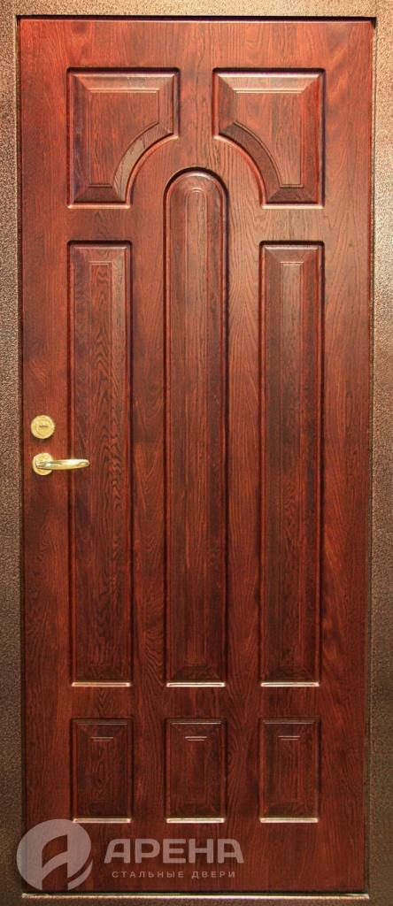 утеплнная входная дверь в загородный дом