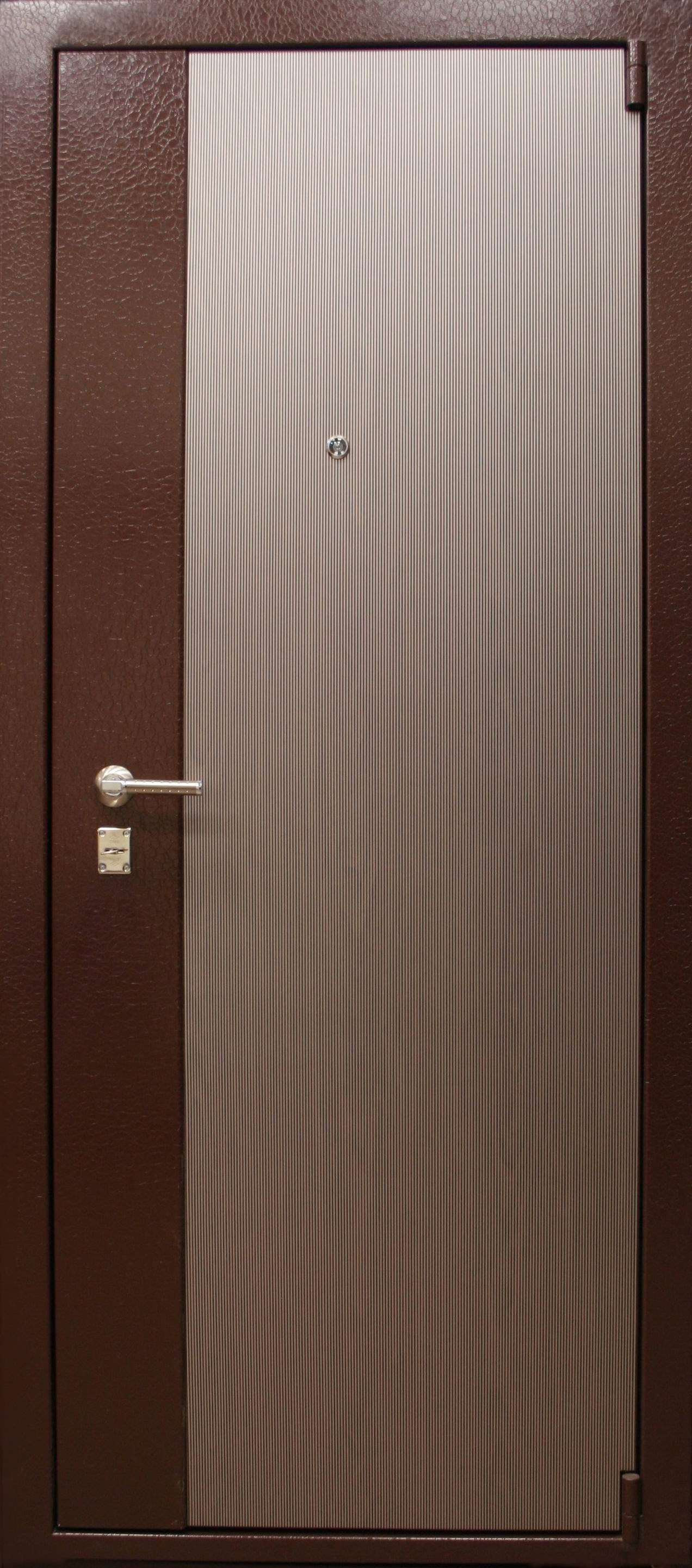 купить очень дешево входную дверь с порошковым напылением
