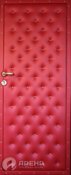 Обивка двери входной